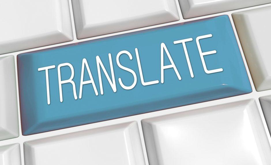 Maschinelle Übersetzungen und KI